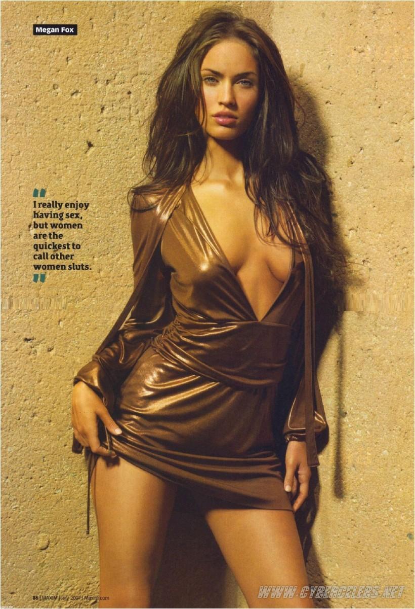 Megan Fox Sinful Comix 78