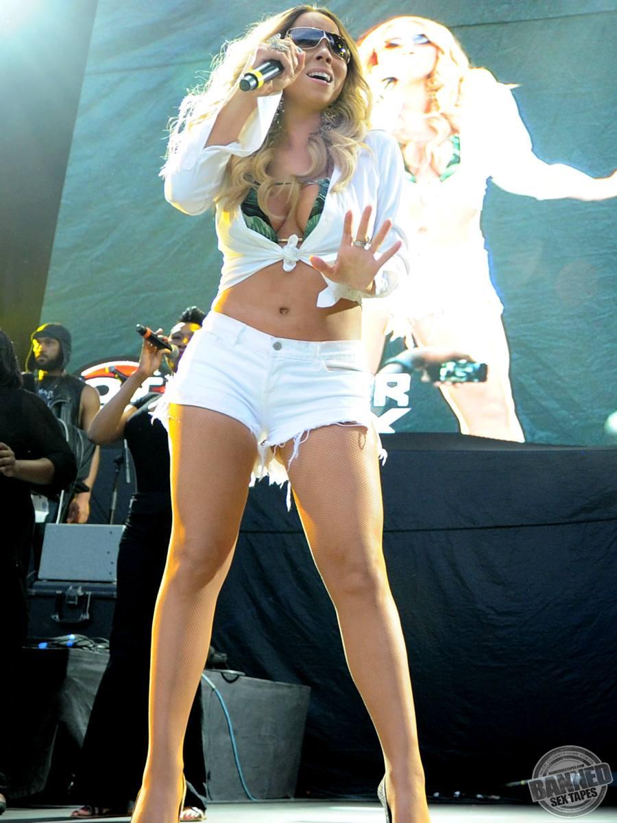 Mariah Carey Naked Nude