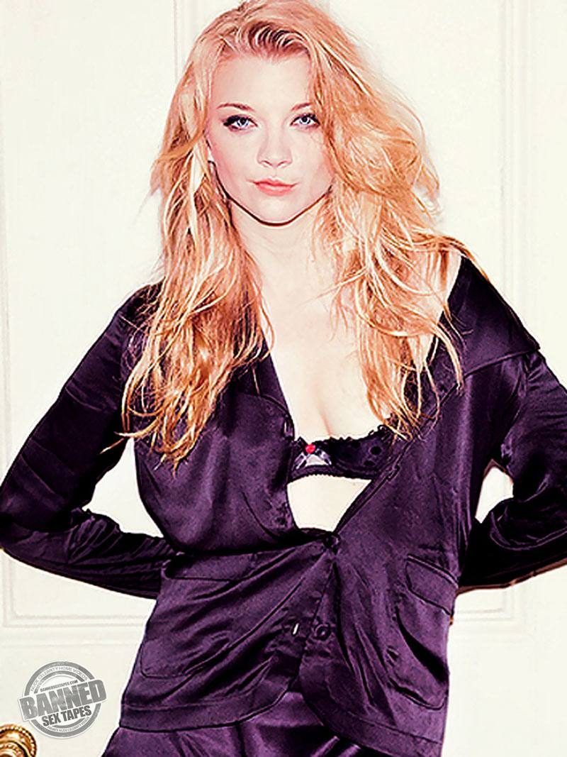 Natalie Dormer Fully Naked At Largest Celebri