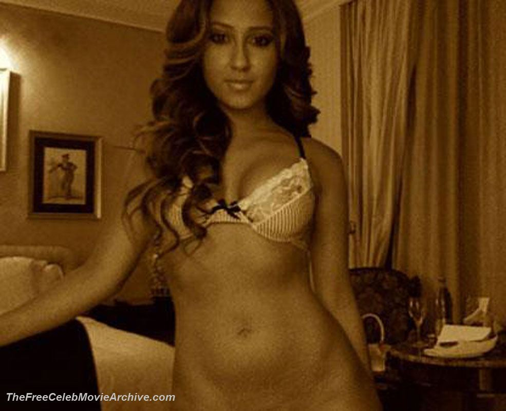 Adrienne bailon nude sorry, that