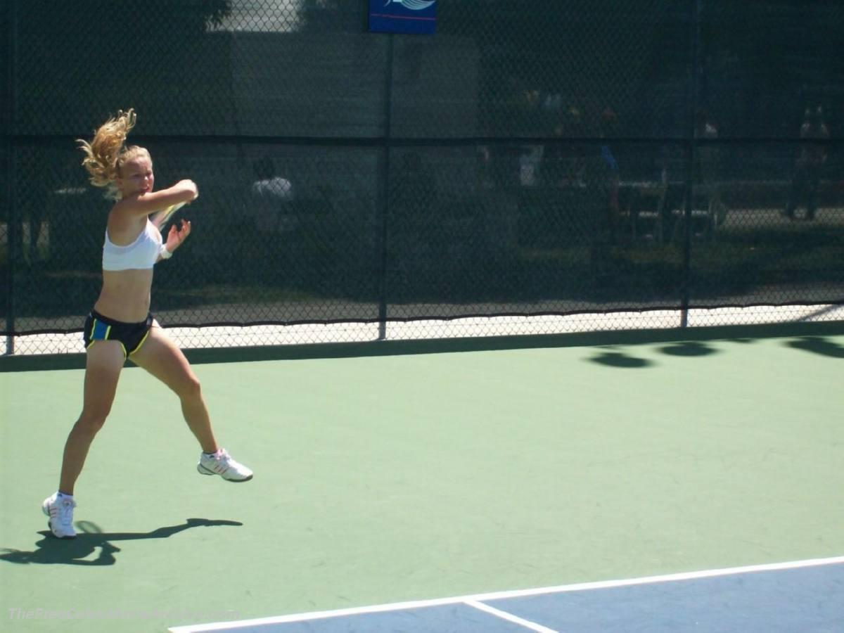 Caroline Wozniacki Naked 116