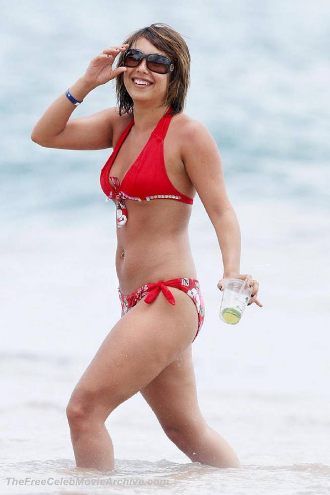 Cheryl Burke fully naked at Largest Celebrities Archive!