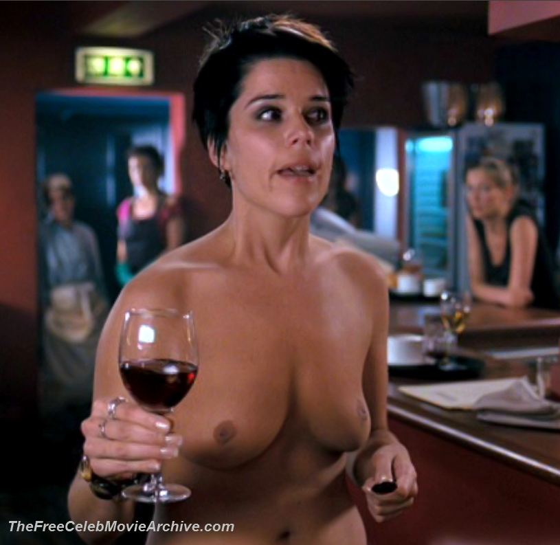 When will i be loved neve campbell nude