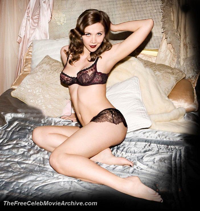 Maggie Gylenhall Naked