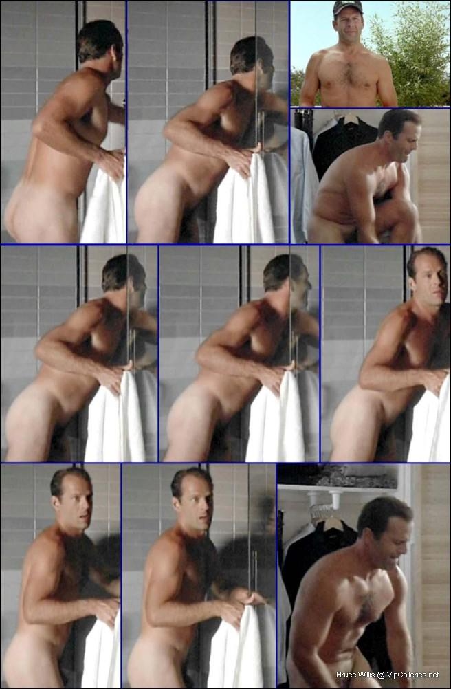 Порно с брюсом уиллисом