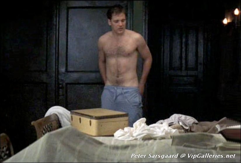 Was specially peter sarsgaard hot naked delirium