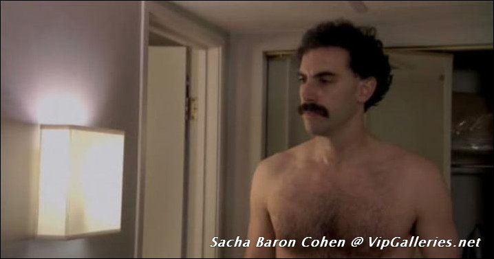 sacha baron cohen porn photo