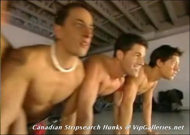 canada prison search strip video